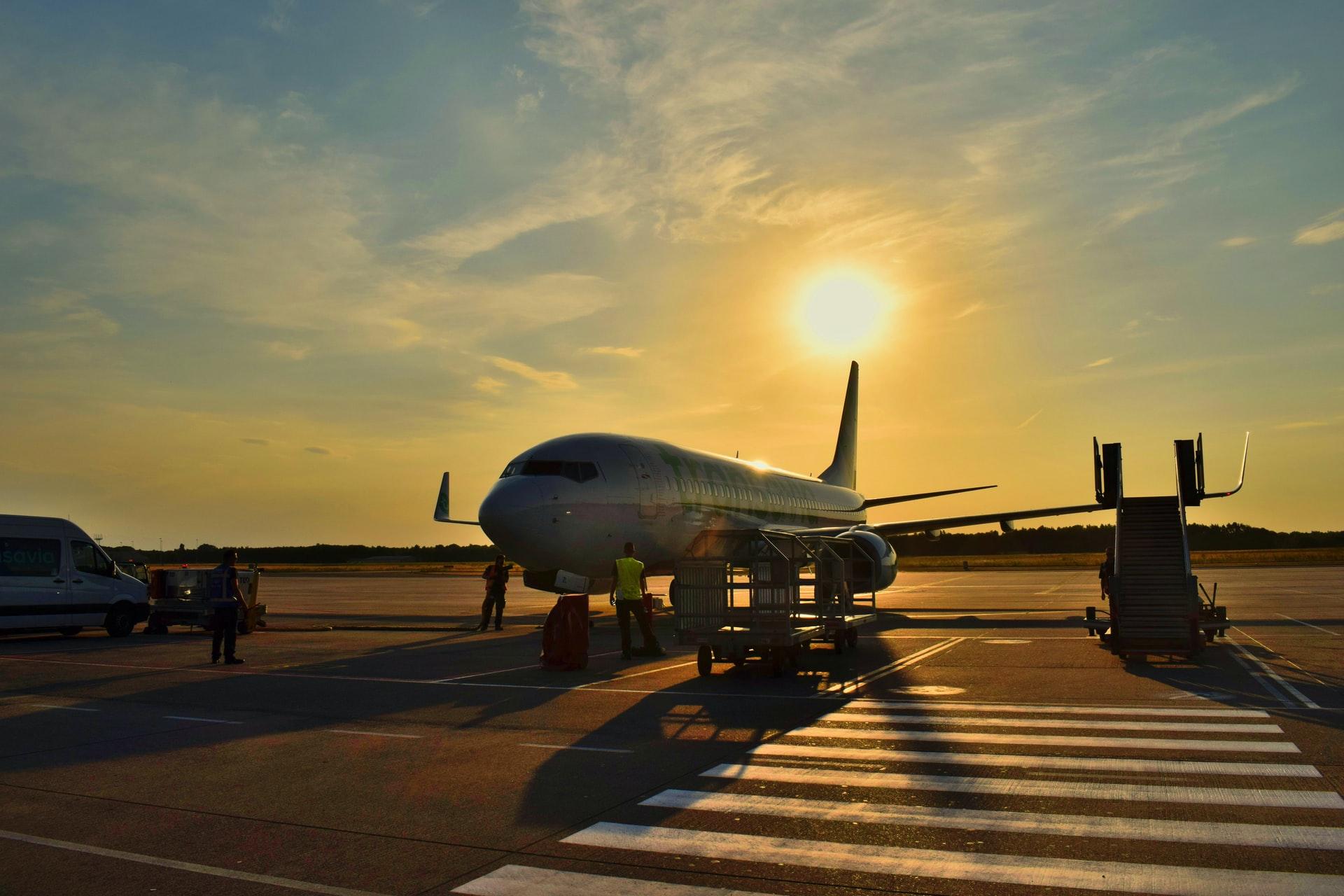 rooman lentokenttä