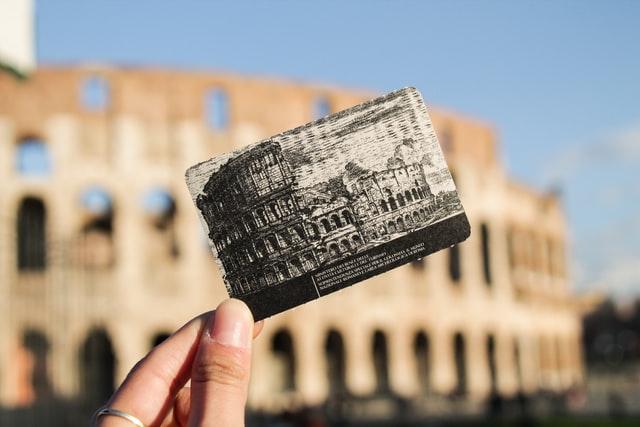 Colosseum liput ennakkoon